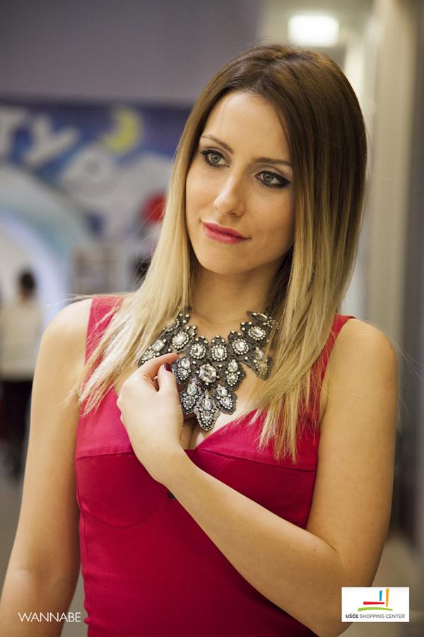 IMG 2783 Modni predlozi iz SC UŠĆE: Mala ciklama haljina