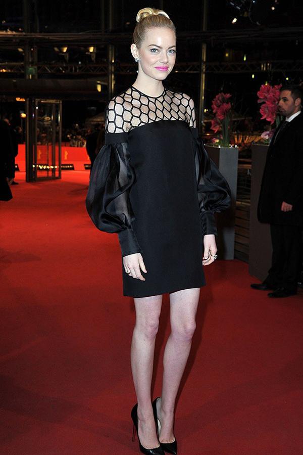 ImageGen 10 najlepših crnih haljina 2013. godine