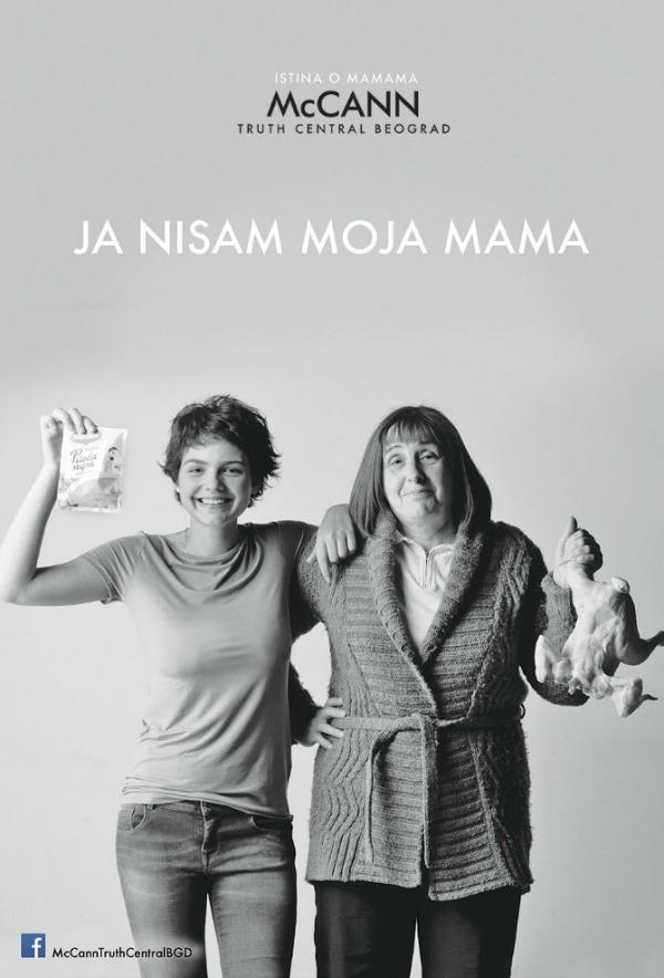 """Istraživanje""""Istine o novoj srpskoj mami"""" 20supa """"McCann Truth Central Beograd"""" predstavio istraživanje o savremenoj srpskoj majci"""