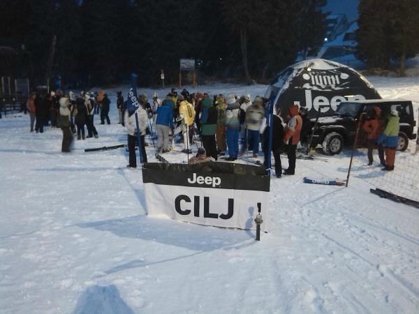 JEEP skiparty slalom na Kopaoniku Ski&Party slalom by JEEP na Kopaoniku