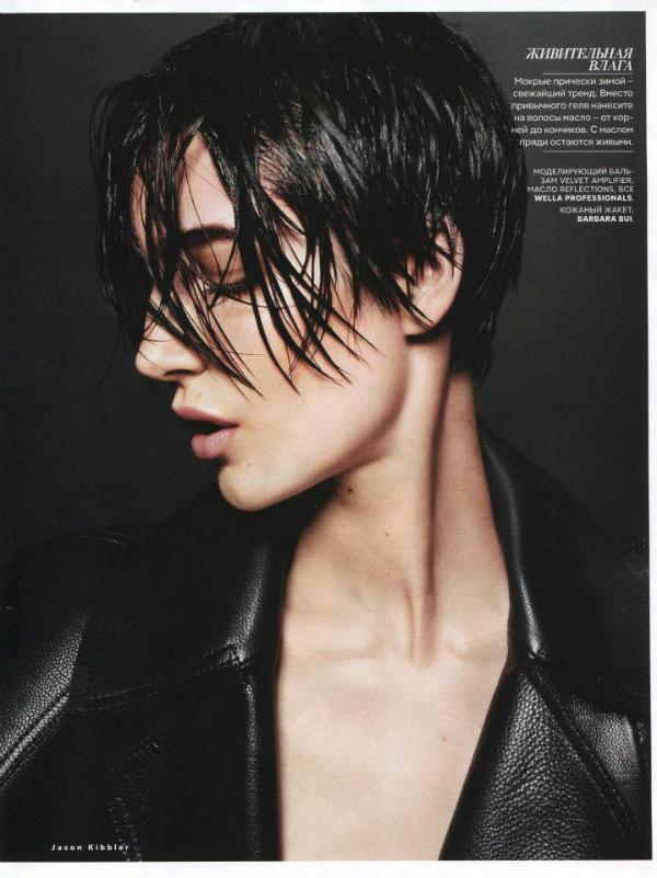 Janice Alida za Vogue Russia 2013 Najtraženiji ženski modeli za 2013.