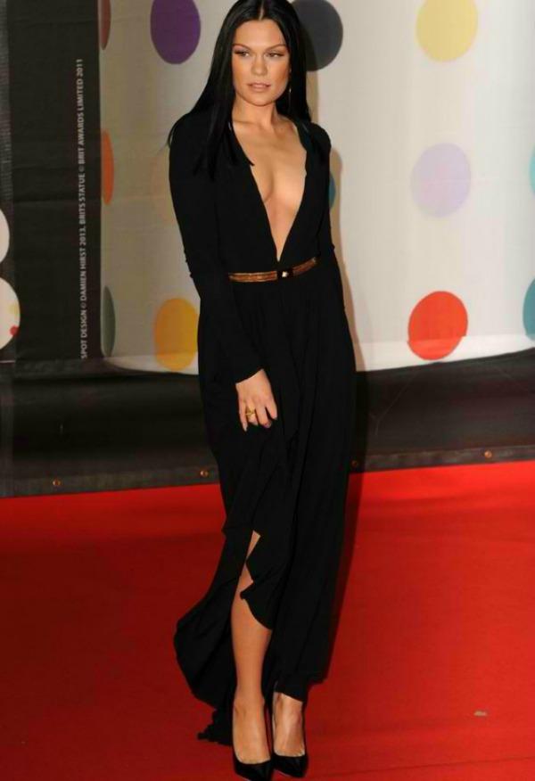 Jessie J Najskandaloznije haljine u 2013.