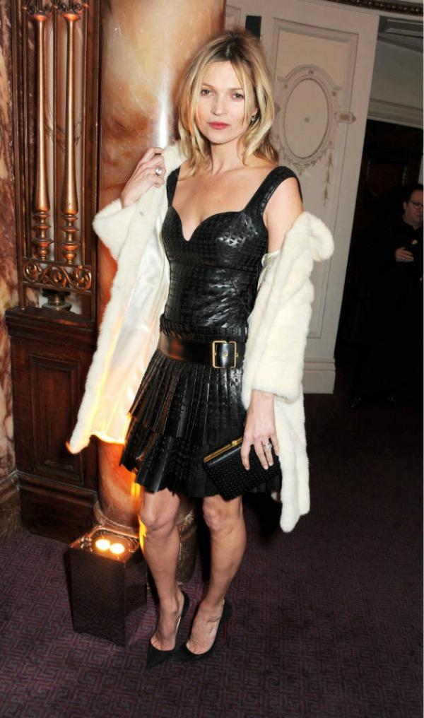Kate Moss Stil inspirisan praznicima