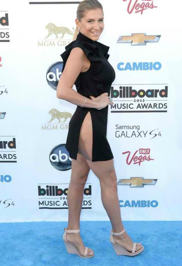 Kesha Najskandaloznije haljine u 2013.