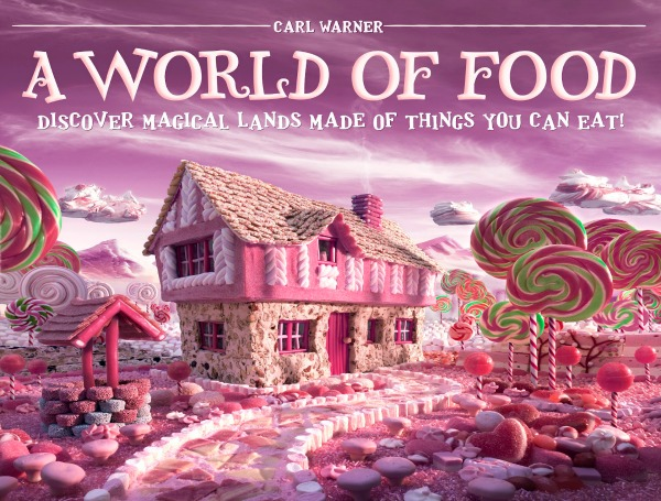 Knjiga1 Brokoli kralj, Carl Warner