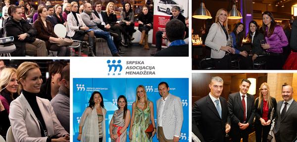 Kolaž fotografija Ana Petrović Travel Boutique: Godišnja nagrada srpske asocijacije menadžera