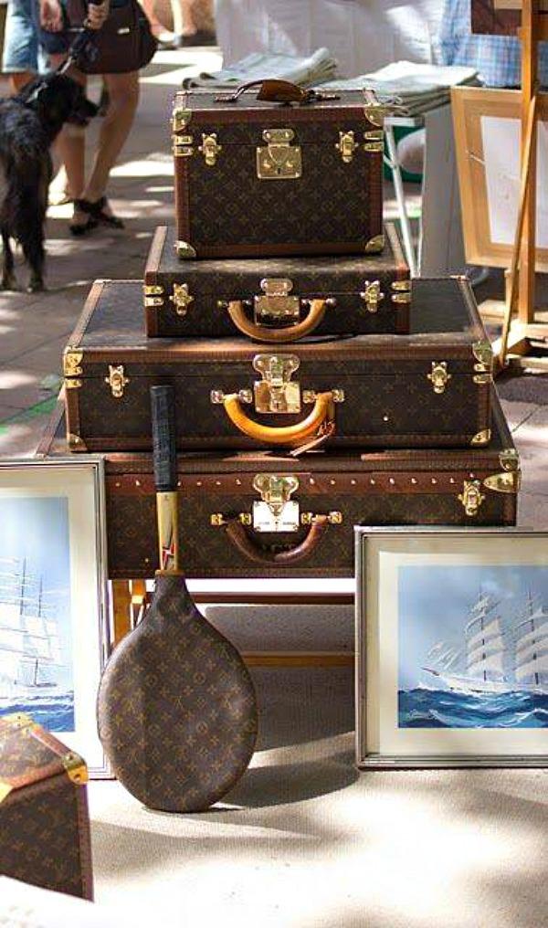 LV koferi Modna opsesija dana: Set za putovanje Louis Vuitton