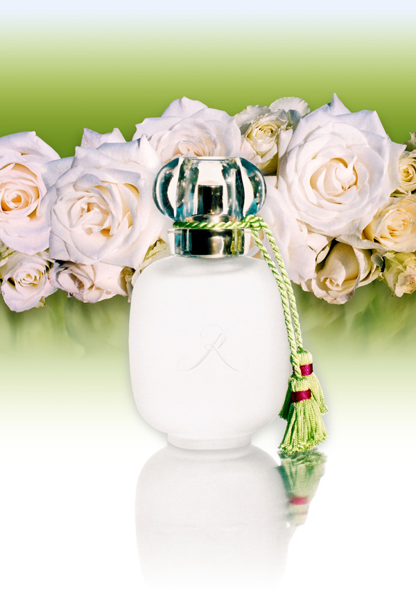 Les Parfums de Rosine Un zest de rose Volite li ruže?