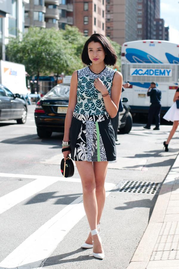 LilyKwong 680x1024 10 odevnih kombinacija: Lily Kwong