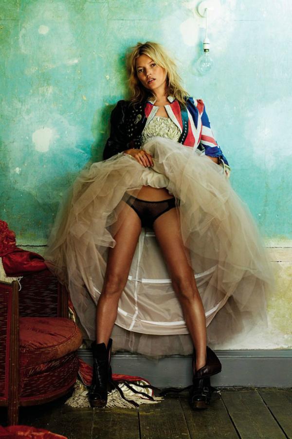 """Listopad 2008 Mario Testino: Arhiva """"Vogue"""" fotografija"""
