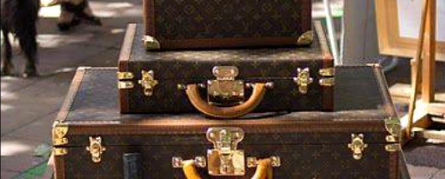 Modna opsesija dana: Set za putovanje Louis Vuitton