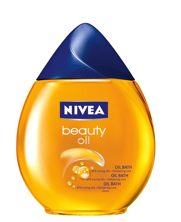NIVEA BeautyOil Bath Nivea: Prirodna ulja za zimu