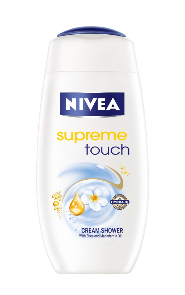 NIVEA Supreme Showergel 250ml Nivea: Prirodna ulja za zimu