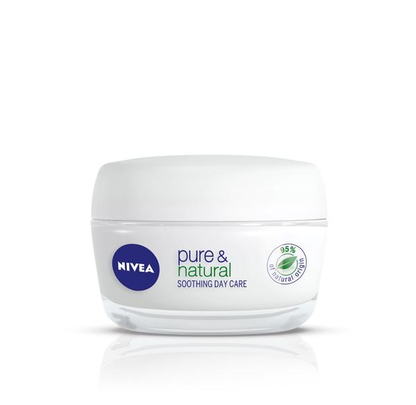 NIVEA purenatural Soothing Daycare Nivea: Prirodna ulja za zimu