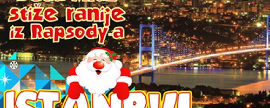 Gde za Novu godinu: Istanbul