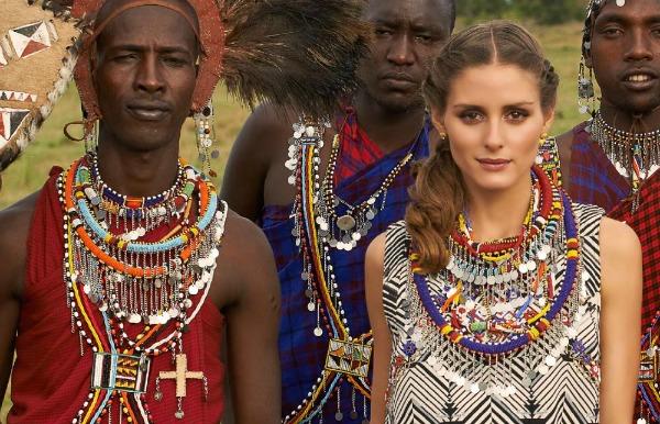 Olivia Palermo SL2 Humana Olivia Palermo posetila Keniju