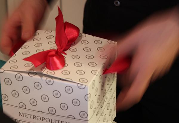 Pakovanje poklona Kako da vam drugi poklone baš ono što želite