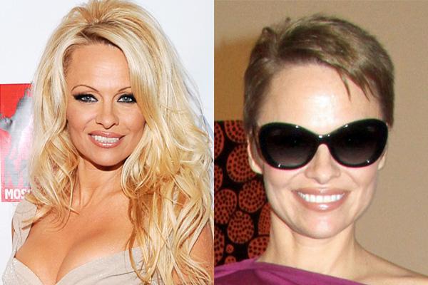 Pamela Anderson Najveće transformacije poznatih dama u 2013. godini