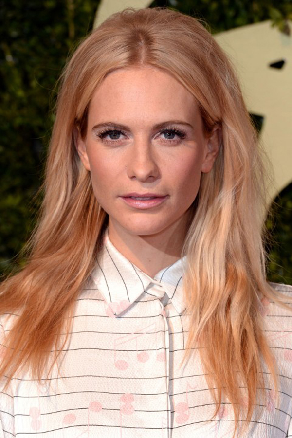 PoppyDelevingneEyelashes British Fashion Awards 2013: Beauty i aksesoari