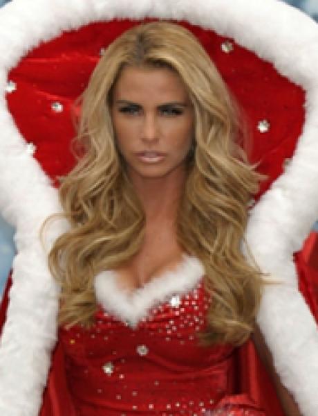Poznate ličnosti u zavodljivim kostimima Deda Mraza