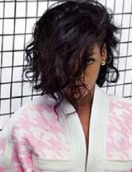 Rihanna, zvezda nove Balmain kampanje
