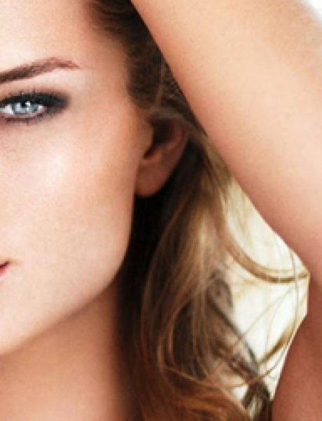 Beauty Look: Rosie Huntington-Whiteley