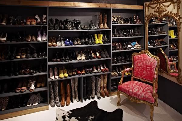 Sea of Shoes and Atlantis Home 1 Zavodljivi enterijeri strastvenih modnih blogera (2. deo)