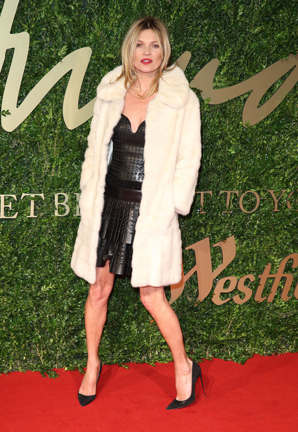 Sienna Miller looked gorgeous red carpet British Fashion Awards Fashion Police: British Fashion Awards 2013