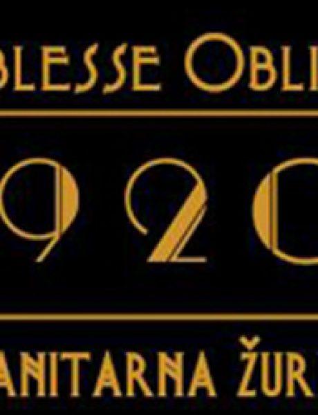 "ESTIEM: ""1920s"" novogodišnja humanitarna žurka"