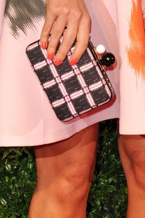 Sophia Webster Clutch British Fashion Awards 2013: Beauty i aksesoari