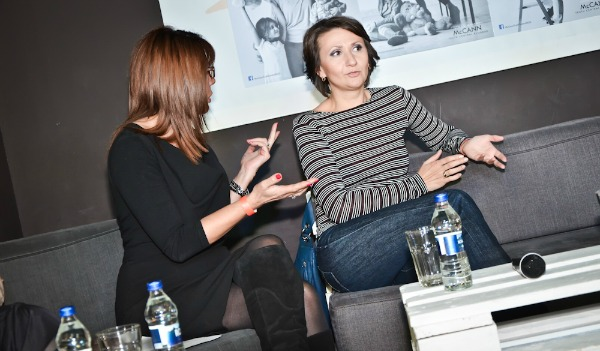 """Suzana Trninic na panel diskusiji Istine o novoj srpskoj mam """"McCann Truth Central Beograd"""" predstavio istraživanje o savremenoj srpskoj majci"""