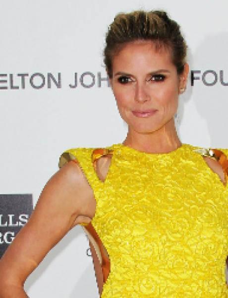 Trend sa crvenog tepiha: Žute haljine
