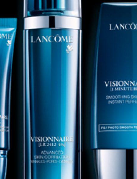 Lancôme: Visionnaire Yeux + 1 minute Blur