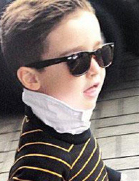 Nova ikona stila: Petogodišnji dečak postao zvezda na Instagramu