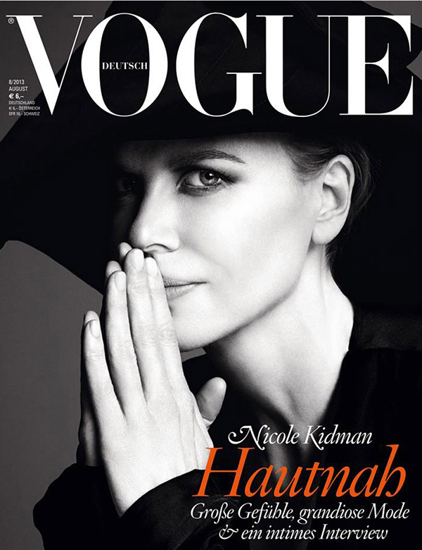 best august 2013 magazine covers part 1 4 Godina kroz naslovnice: Vogue