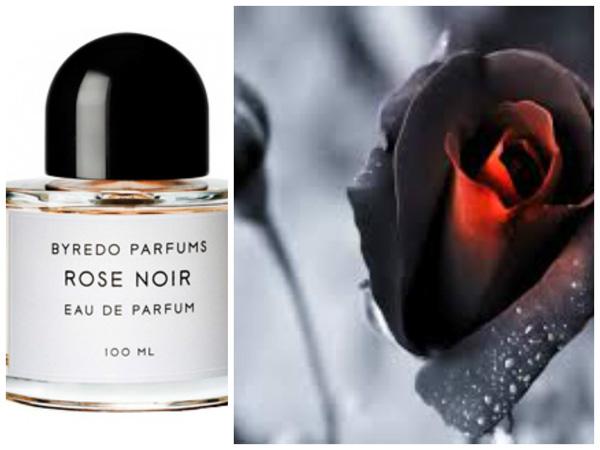 byredo rose Volite li ruže?