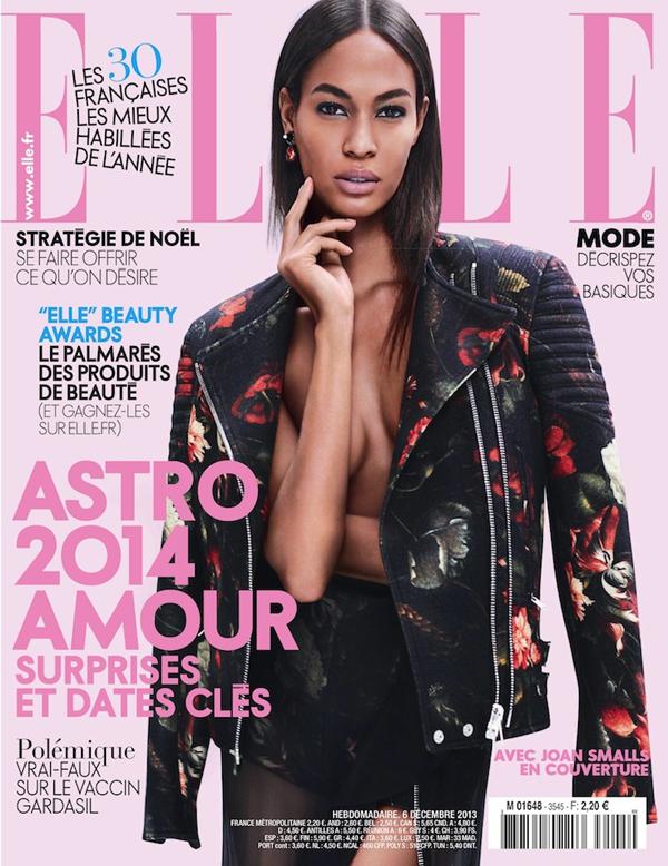 """elle france """"Elle"""": Januarske naslovnice"""