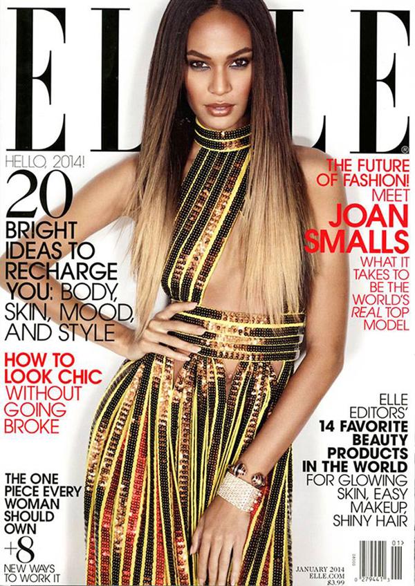 """elle january 2014 cover """"Elle"""": Januarske naslovnice"""