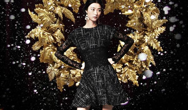 embedded Dolce   Gabbana holiday 2013 ads Dolce & Gabbana: Zlatni praznici