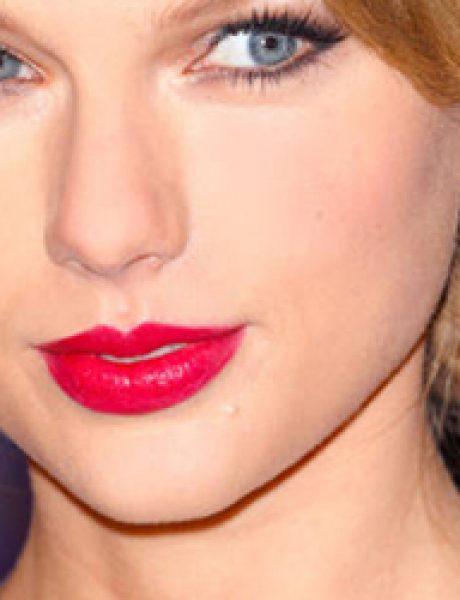 Beauty Look: Taylor Swift