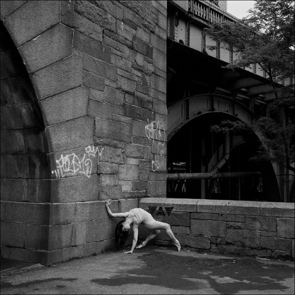 "ispod mosta Projekat ""Balerina"""