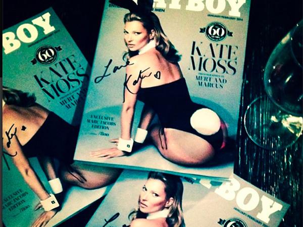"""kate moss L 1 Kate Moss naslovnica za """"Playboy"""" ugledala svetlost dana"""