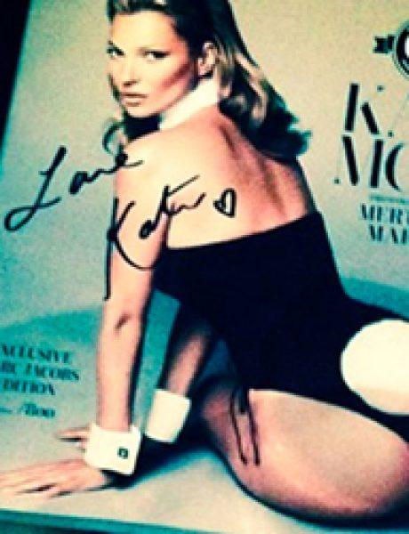 """Kate Moss naslovnica za """"Playboy"""" ugledala svetlost dana"""