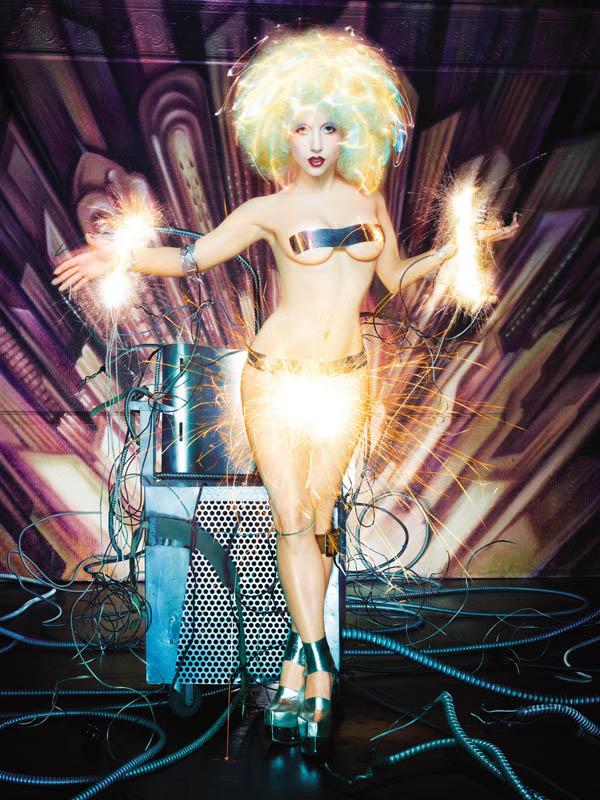 lady gaga david lachapelle 4 Umetnost koju kreira Lady Gaga