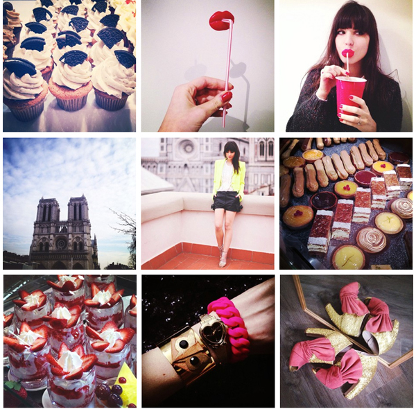 leblogdebettyinstagram Modne blogerke: One imaju najlepše Instagram profile
