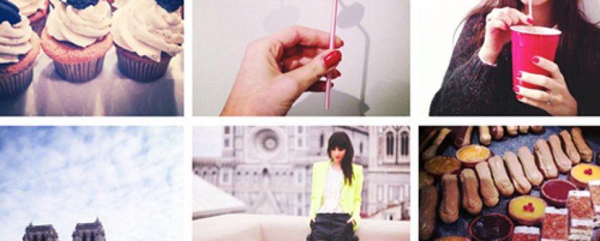 Modne blogerke: One imaju najlepše Instagram profile