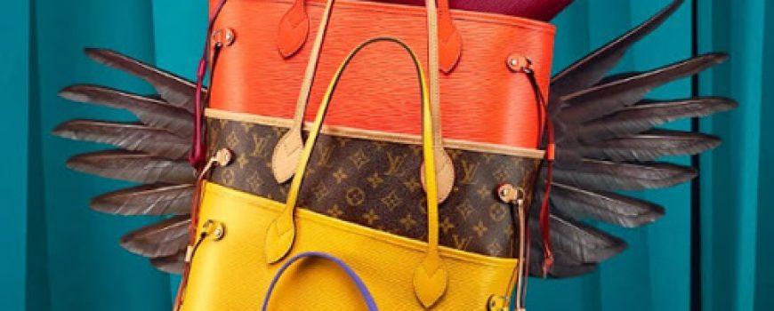 Louis Vuitton: Praznični katalog