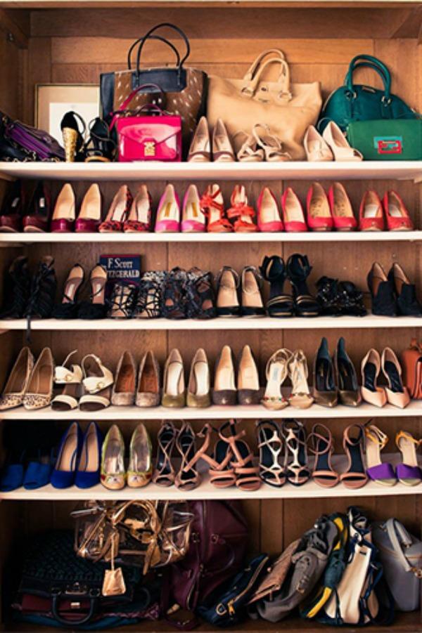 miranda ker kolekcija cipela Miranda Kerr kakvu do sada niste videli i njen ormar