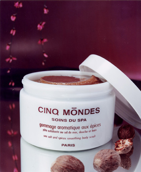 piling sa začinima Cinq Mondes: Kozmetika koja je pokupila najbolje recepte u svetu