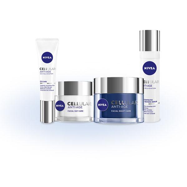 products cellular Nivea nagrađuje svakog dana: Plavo drvo čeka na vas